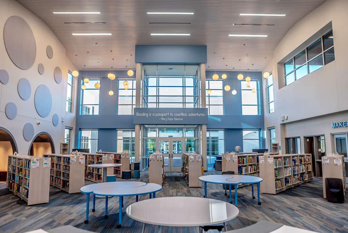 Canyon Ranch Elementary | New School