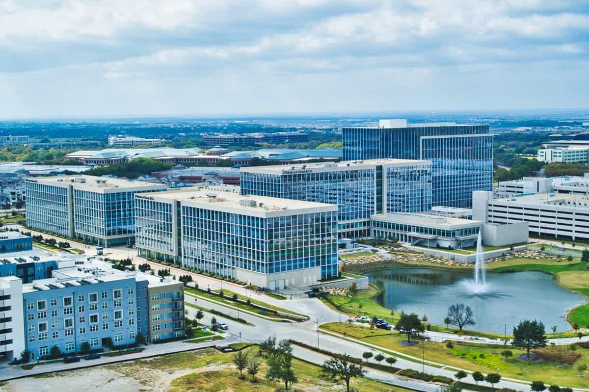 JPMorgan Chase, New Campus