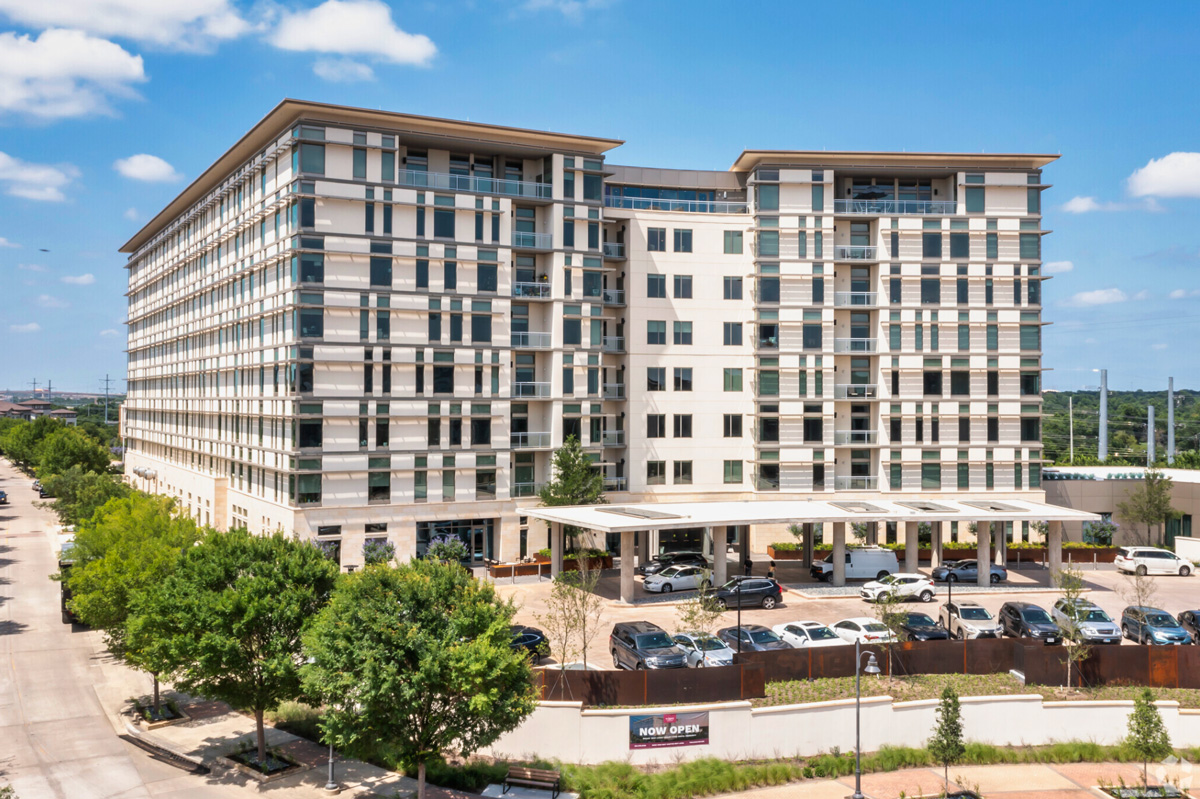 Aaron Towers Independent Living opens