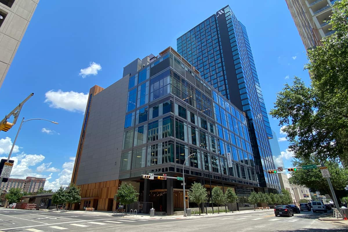 Marriott – Austin Downtown