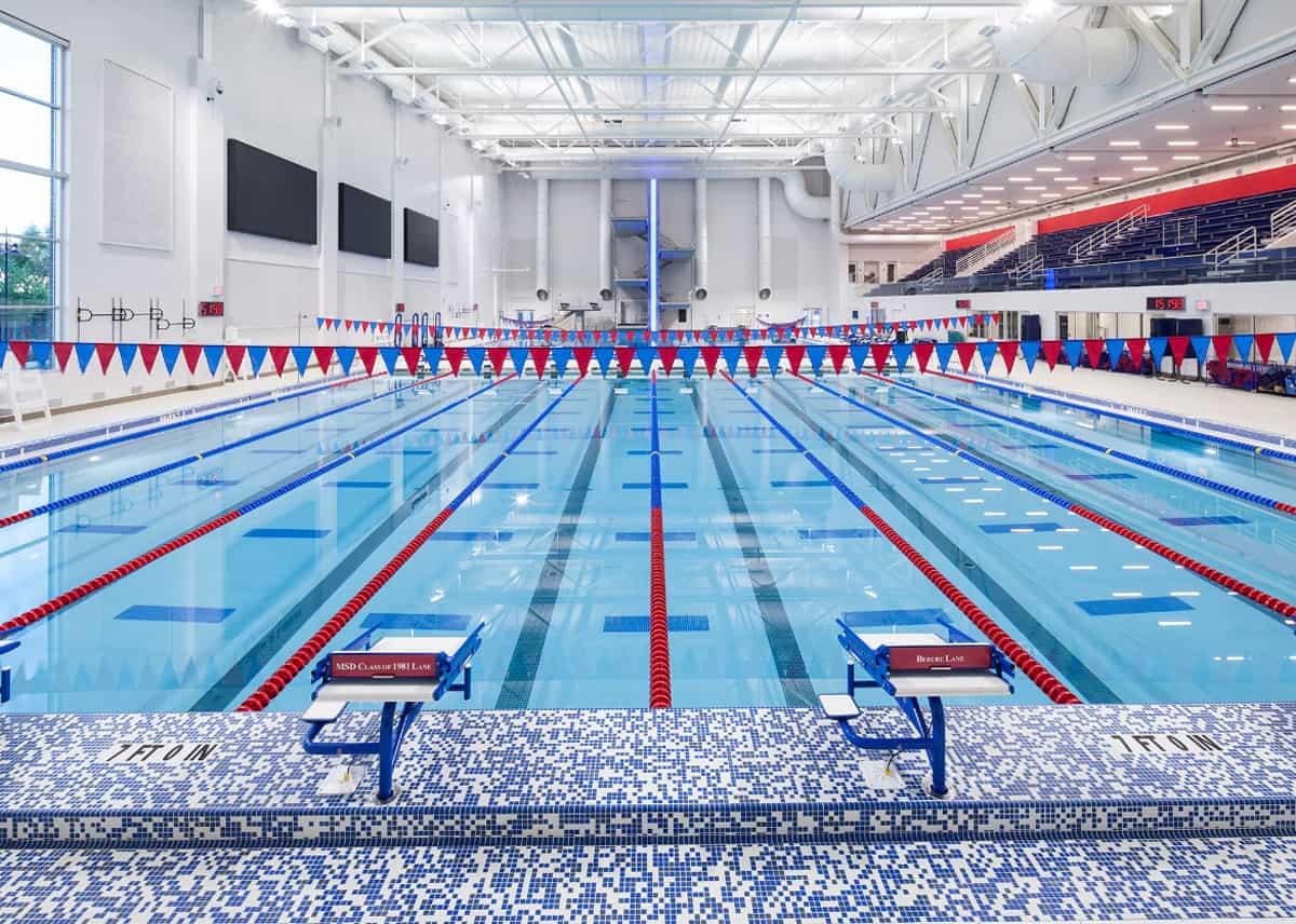 SMU Aquatics Center