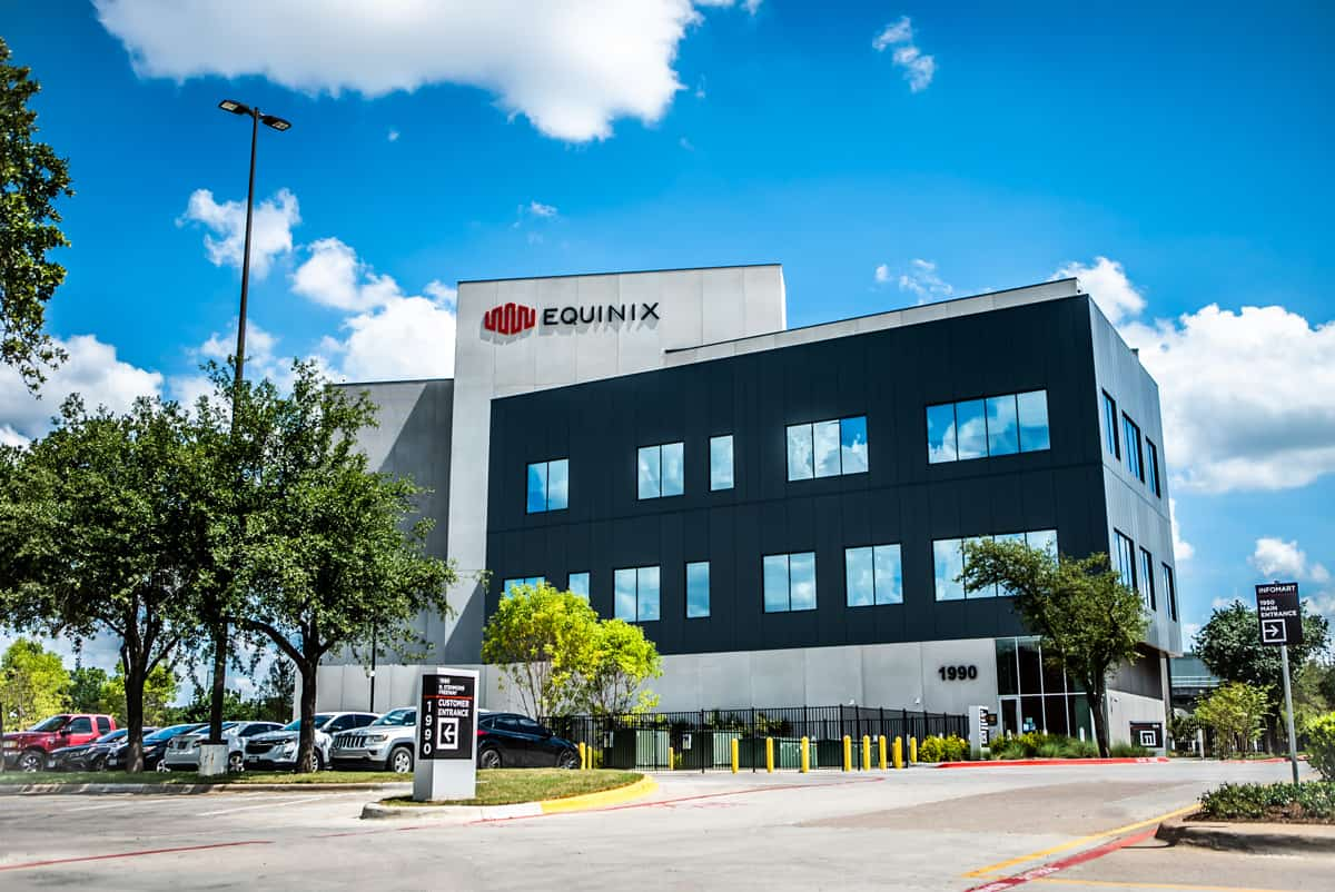 Equinix – 9th data center