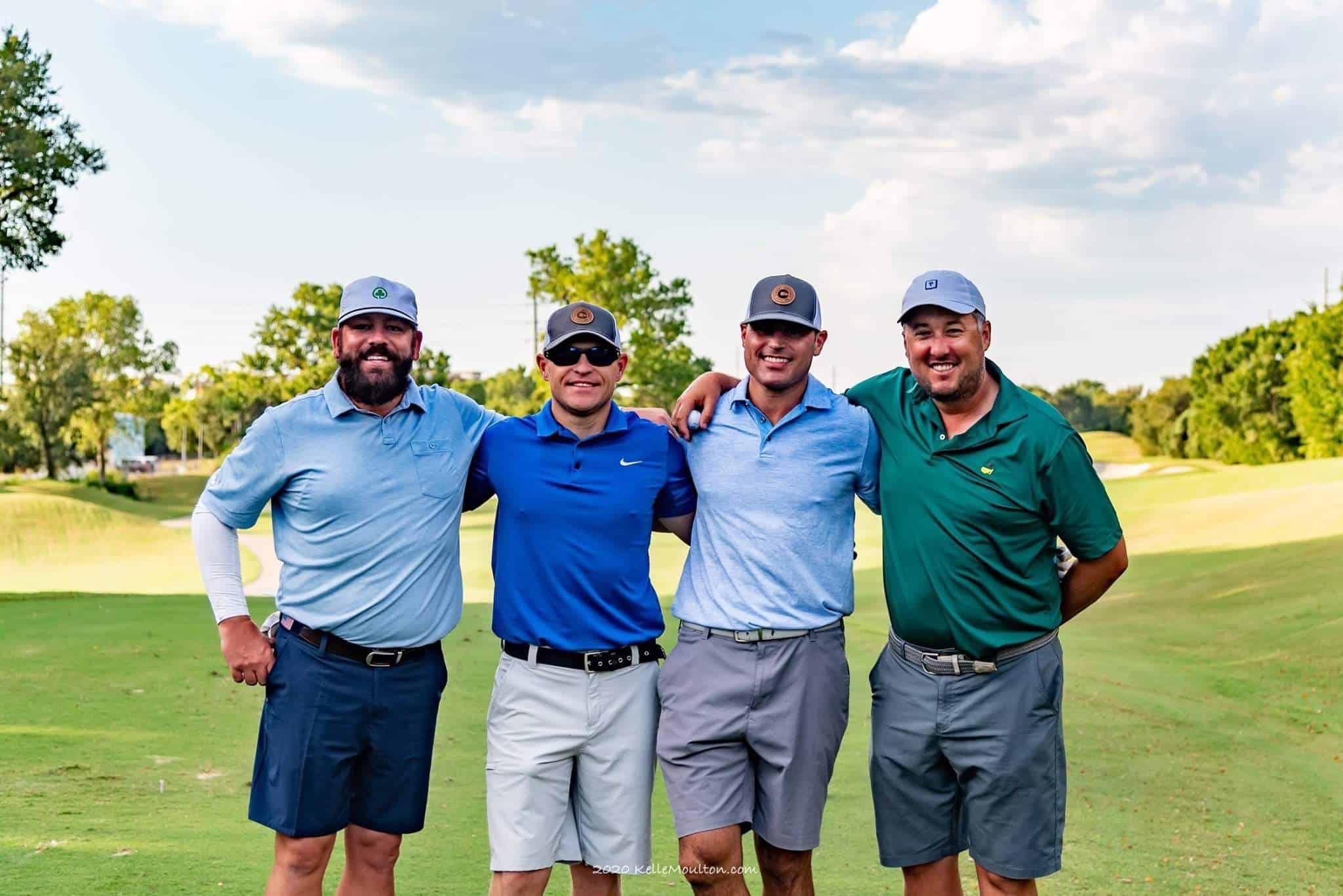 1st Place – DBIA Golf Tournament