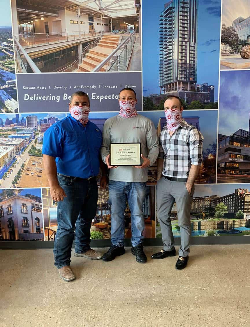 Safety Performance Award