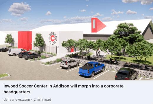 New Cherry Coatings Headquarters Coming Soon