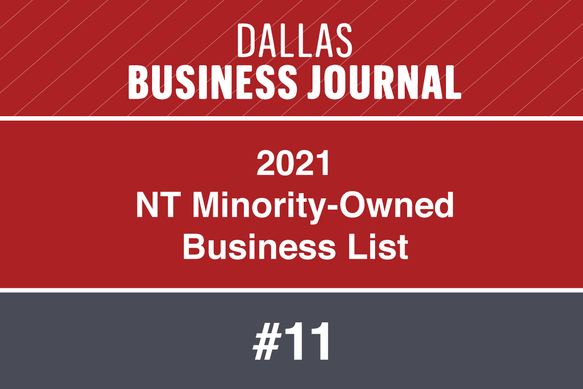 DBJ North Texas Minority-Owned Businesses