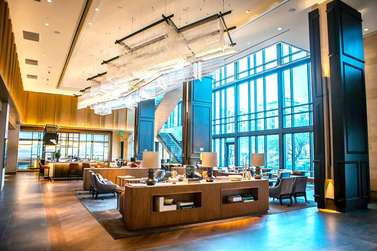 Marriott Uptown, New To Dallas