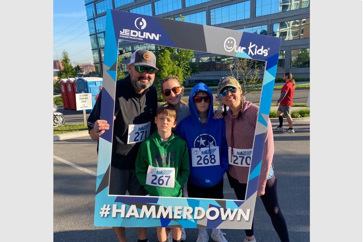 Hammer Down Race