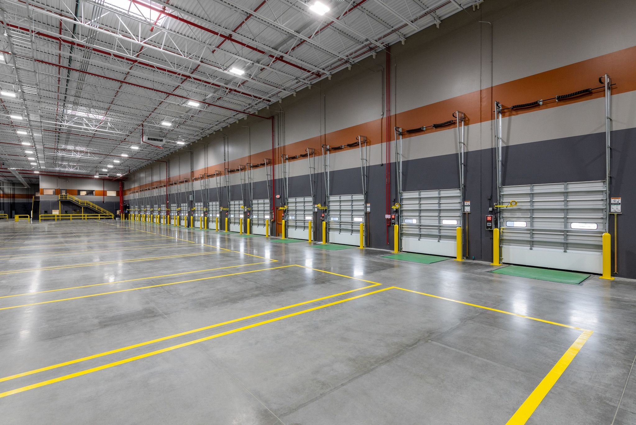 Encore Wire Service Center (Flooring)
