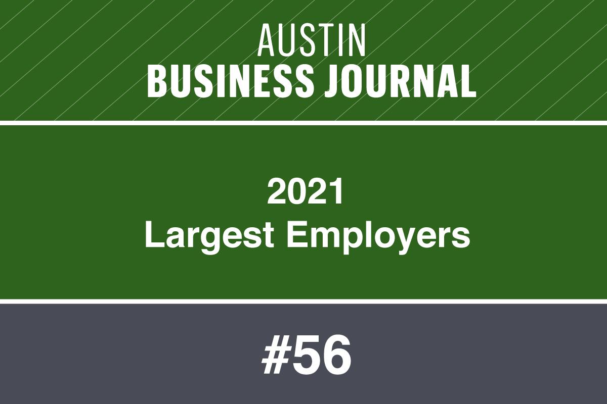 ABJ Austin Area Largest Employers List
