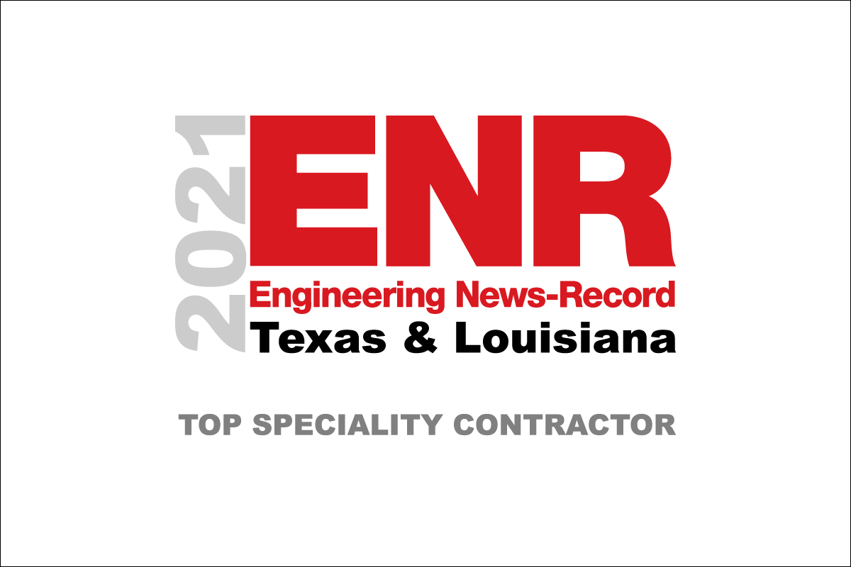 ENR Texas and Louisiana Top Specialty Contractors