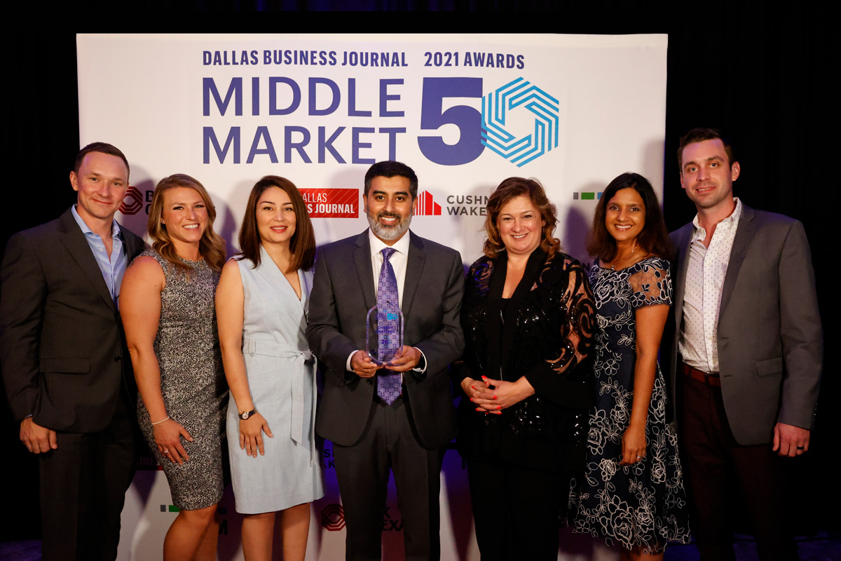DBJ Middle Market 50 – 2nd year in a row